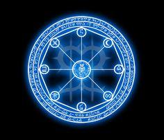 Magic Circle by Kradath.deviantart.com on @deviantART