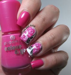 The Clockwise Nail Polish: Essence Ultimate Pink<3<3<3