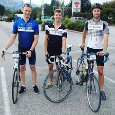 Big congrats to these guys and all those who finished the #GranFondo #Whistler!!  #BMIcalculator #fitspo #cycling (: @daniellawson32) https://www.instagram.com/p/BKTNKJOBsks/