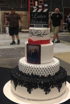 Farewell PLL Cake