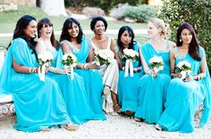 Chateau Fusion Wedding in Southern France