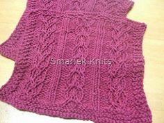 Ravelry: Interwined Dishcloth pattern by SmarieK