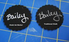 "Craft Product Review: ""Wet Wipe"" Chalk Markers 