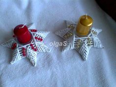 Christmas Paper Crafts, Projects To Try, Diy Crafts, Knitting, Blog, Handmade, Decorative Accessories, Xmas, Craft
