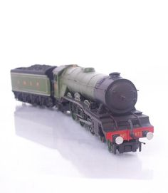 METAL KIT BUILT / #HORNBY #OOGAUGE - #LNER CLASS A1 PACIFIC #LOCOMOTIVE 4475  FLYING FOX