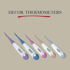 Decor Thermometers at Leo Sims • Sims 4 Updates
