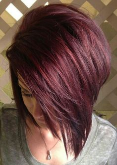 Cute color and cut