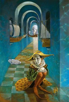 title unknown -  - Michael Cheval