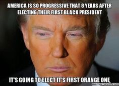 BAHAHA! Funny Trump meme.
