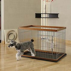 Special Offers - Richell 2-Way Door Pet Pen with Floor Tray Medium Autumn Matte - In stock & Free Shipping. You can save more money! Check It (March 30 2016 at 10:28AM) >> http://doghousesusa.net/richell-2-way-door-pet-pen-with-floor-tray-medium-autumn-matte/