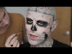 A Day with Zombie Boy. Is it just me or is this guy totally sexy lol