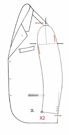 sleeve pitch animation Read this for correct sleeve positions on your jackets