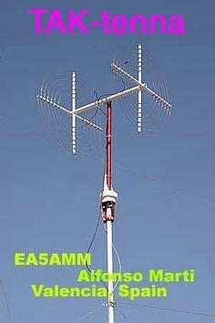 TAK-tenna Ham Radio Antenna