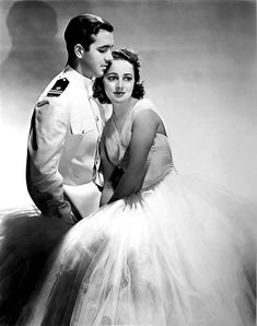John Payne and Olivia de Havilland; named Melanie after her character in gone with the wind:)