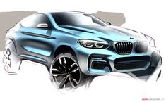 All-New BMW X4 Revealed