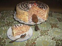 """Torta """"Esterházy"""""""
