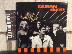 DURAN Duran Liberty LP Album Vinyl Record PCSD112 Pop 90's Simon Le Bon Music:Records:Albums/ LPs:Pop:1990s