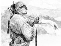 Native History - Dragging Canoe (Tsi'yu-gunsini) — The NTVS Cherokee History, Native American Cherokee, Native American Clothing, Native American Pictures, Cherokee Nation, Native American Quotes, Native American Women, Native American History, Native American Indians