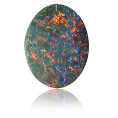 Solid Australian Boulder Opal www.sunriseopals.com