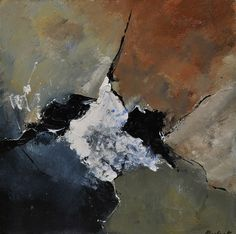 abstract 5502 - Pol Ledent's paintings