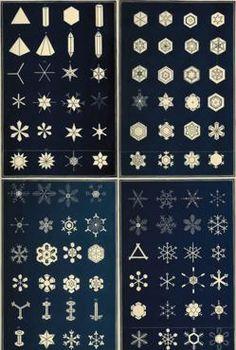 Clasificación temprana de los copos de nieve