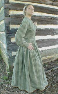 Civil War Sutler Blockade Runner's Ladies Fashion Page 3, Work and Camp Dresses of the 1860's Civil War Era. 6-17-12 - Visit to grab an amazing super hero shirt now on sale!