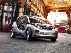 BMW i3, primeiro elétrico da empresa alemã a entrar em produção