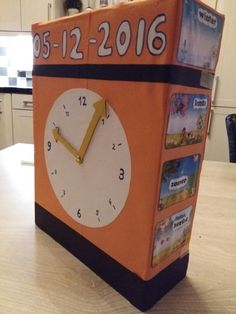 Clock, Winter, Wall, Home Decor, Watch, Winter Time, Decoration Home, Room Decor, Clocks