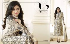 Remarkable Cream Salwar Kameez on Add Share Sale. #salwarsuit, #salwarkameez, #wholesalesupplier, #wholesaleseller, #wholesalesalwarsuit, #drashtidhamistylesuits Visit Full Catalog Detail: http://www.addsharesale.com/catalogs/woman-dress/Nitya-Vol-83/6824 For Order & Inquiry: Call: +91 8347727772 (whats app)
