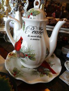 The Nest at Finch Rest: A Progressive Christmas Tea