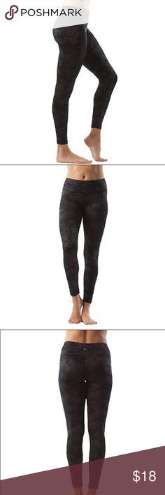 c96e602c7a 90 Degree by Reflex High Waist Camo Leggings 90 Degree by Reflex high waist  power flex