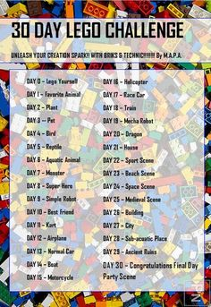 21 trendy card games for kids lego challenge Lego Activities, Summer Activities, Lego Games, Summer Camp Themes, Legos, Lego Therapy, Lego Challenge, Lego Club, Infant Activities