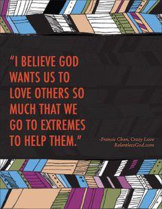 Do you agree? http://www.relentlessgod.com/  #RelentlessGod #Quotes