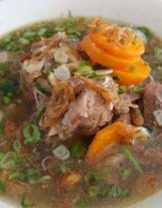 Resep Sop Daging Sapi Betawi - Selain soto, sop Betawi pun menjadi salah satu ikon kuliner ibukota Indonesia ini. Sop Betawi dibuat dengan...