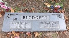 Michael blodgett Michael Owen, Cemetery Decorations
