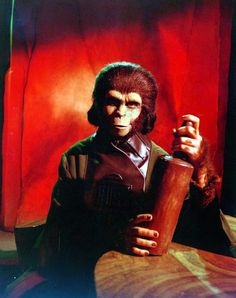 Archives Of The Apes: Kim Hunter: Zira