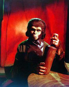 Archives Of The Apes: Kim Hunter: Zira