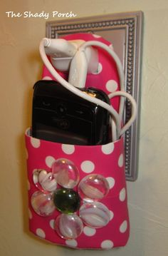 Lotion Bottle to Cell Phone Holder for Charging  #earthday #recycle #cellphone