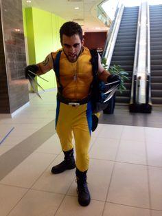 Wolverine! Animaritimes 2014!