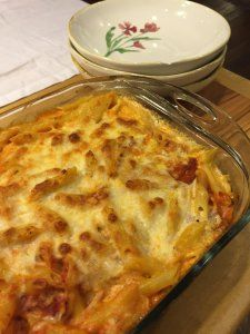 RED-AND-WHITE MOSTACCIOLI - The Food Nanny
