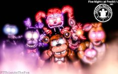 Special Delivery by FTThienAnTheFox on DeviantArt Five Nights At Freddy's, Freddy 's, Fnaf Wallpapers, Fnaf 1, Freddy Fazbear, Fnaf Drawings, Skylanders, Pokemon Fusion, Special Delivery