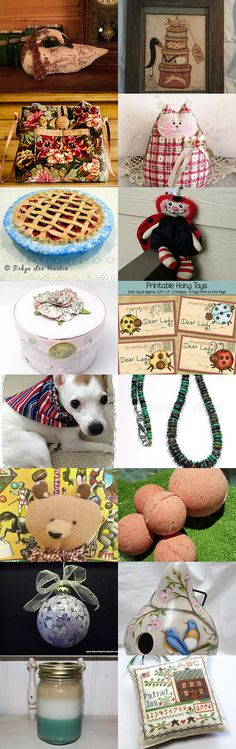 Summer Treasures from TeamHAHA by Michelle on Etsy--Pinned with TreasuryPin.com