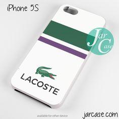 lacoste logo Phone case for iPhone 4/4s/5/5c/5s/6/6 plus
