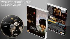 W50 produções mp3: Death Note - O Filme  -  Lançamento  2016