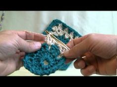 How To Make Granny Squares - Circle Centers