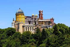 How to take the most of your week-end trip to Lisbon - including a Day Bike Ride at Sintra-Cascais Nature Reserve