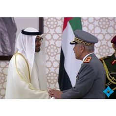 2/22/15 IDEX 2015 PHOTO:  uae_barq Handsome Prince, Her Majesty The Queen, Beautiful Moments, Family Pictures, Uae, Captain Hat, King, In This Moment, Instagram
