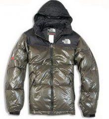 95578248a5 North Face Homme Classicque Grise Noire Veste North Face Doudoune, Black  Fig, North Face