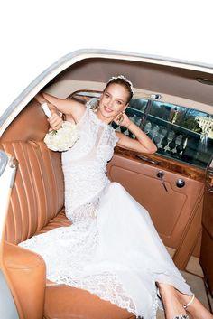 The Runway Bride (American Vogue)