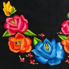 mexican embroidery/bordado mexicano